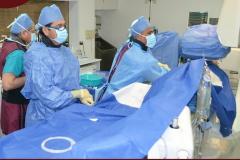 Cardiología invasiva, Laboratorio de hemodinamia