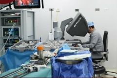 Cirugía robótica urológica